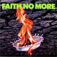 Image of Faith No More - The Real Thing - Green Vinyl Edition