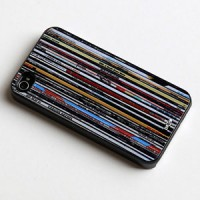 Image of DMC - Vinyl Junkie Iphone 4/4s Cover