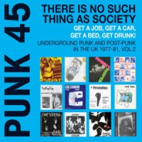 Image of Various Artists - Soul Jazz Records Presents Punk 45: There Is No Such Thing As Society
