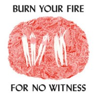 Image of Angel Olsen - Burn Your Fire For No Witness