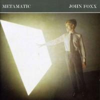 Image of John Foxx - Metamatic