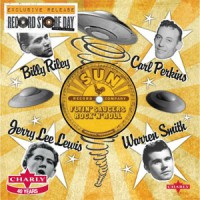 Image of Various Artists - Sun Records - Flyin' Saucers Rock N Roll