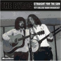 Image of The Byrds - Straight For The Sun