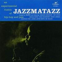 Image of Guru - Jazzamatazz Volume 1 - 25th Anniversary Coloured Vinyl