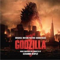 Image of Alexandre Desplat - Godzilla OST - Blood Red Vinyl Edition