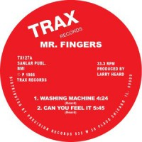 Image of Mr Fingers - Washing Machine / Can You Feel It / Beyond The Clouds
