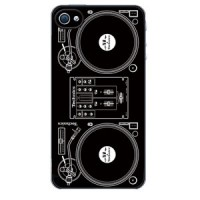 Image of DMC - Technics Classic Turntables Iphone 5 Cover