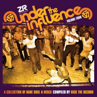 Image of Various Artists - Under The Influence Vol. 4 - Compiled By Nick The Record