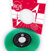 Image of Elvis Presley - Bossa Nova Baby - Green Vinyl Edition