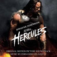 Image of Fernando Velázquez - Hercules OST - Blue Vinyl Edition