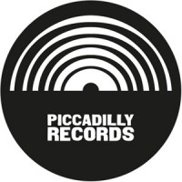 Image of Piccadilly Records - Slipmat - Cityscape / Half Record