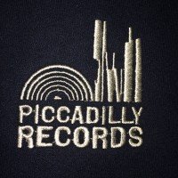 Image of Piccadilly Records - Navy Hoodie