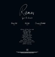 Image of Ramm - Spark The Universe - Inc. Chuggy Mix