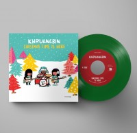 Image of Khruangbin - Christmas Time Is Here