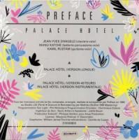 Image of Preface - Palace Hôtel