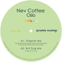 Image of Nev Cottee - Oslo / The Sun Also Rises - Inc. Ruf Dug / Wonderful Sound Remixes