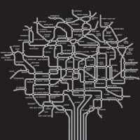 Image of 1210 Apparel - Musical Roots T-shirt - Black