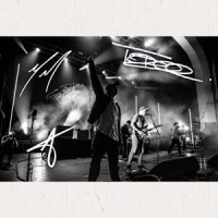 Image of DMA's - Live At Brixton - Signed Art Card Edition