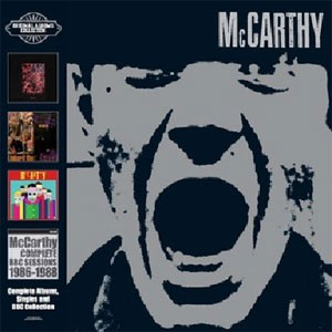 Image of McCarthy - Complete Albums, Singles And BBC Collection