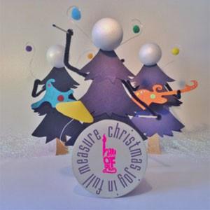 Image of Various Artists - Christmas Joy In Full Measure