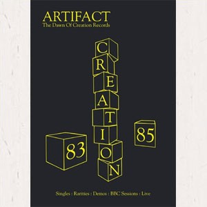 76bb91cc9c Cover of Creation Artifact  The Dawn Of Creation Records 1983-85 by Various  Artists