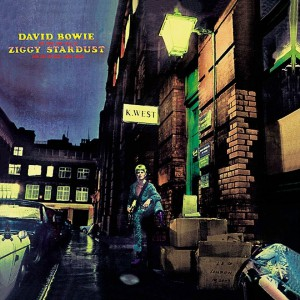 Image of David Bowie - The Rise And Fall Of Ziggy Stardust - 2012 Remaster Edition