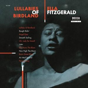 Image of Ella Fitzgerald - Lullabies Of Birdland - 180g Vinyl Edition