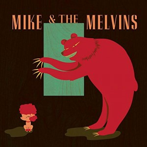 Image of Mike & The Melvins - Three Men And A Baby