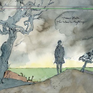 Image of James Blake - The Colour In Anything