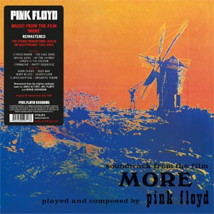 Image of Pink Floyd - More - Vinyl Edition