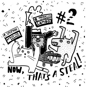 Cover Of Thats A Steal 2 By Various Artists