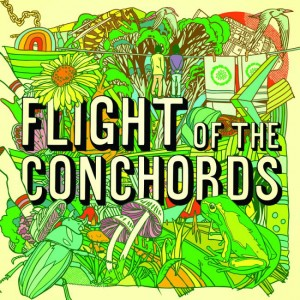 Image of Flight Of The Concords - Flight Of The Concords - Sub Pop Reissue