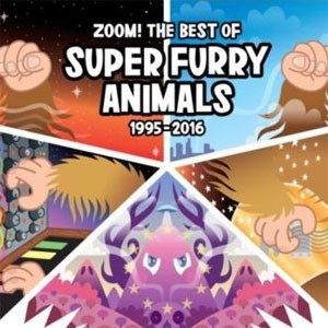 Image of Super Furry Animals - Zoom! The Best Of (1995-2016)