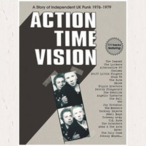 Image of Various Artists - Action Time Vision - A Story Of Independent UK Punk 1976-1979