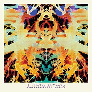 Cover Of Sleeping Through The War By All Them Witches