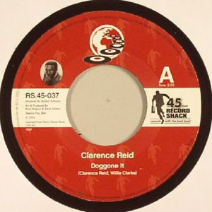 Image of Clarence Reid / Vicki Anderson - Doggone It / Sound Funky (Instrumental)