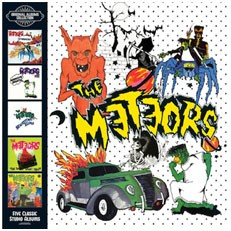 Image of The Meteors - Original Albums Collection
