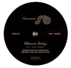 Image of Okinawa Delays Feat. Satoko Ishimine - Nariyama Ayagu - Inc. Phil Mison Remixes
