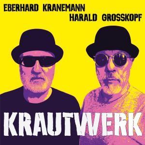 Cover of Krautwerk by Harald Grosskopf   Eberhard Kranemann. 053bdff2cca2