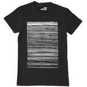 Cover of T-shirt Black by Vinyl Junkie. 518d36760ae2d