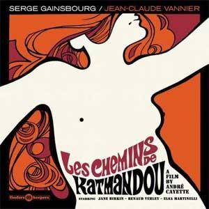 Image of Serge Gainsbourg & Jean-Claude Vannier - Les Chemins De Katmandou