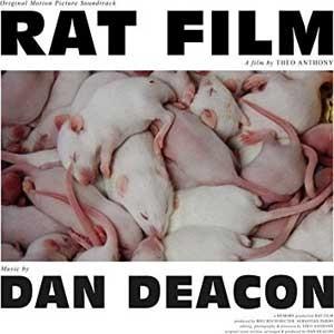 Image of Dan Deacon - Rat Film: Original Motion Picture Soundtrack