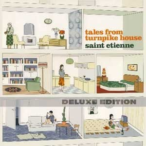 Image of Saint Etienne - Tales From Turnpike House