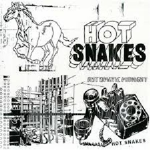 Image of Hot Snakes - Automatic Midnight