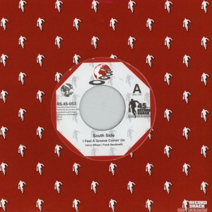 Image of South Side / Combo Kings - I Feel A Groove Comin' On / Groovey