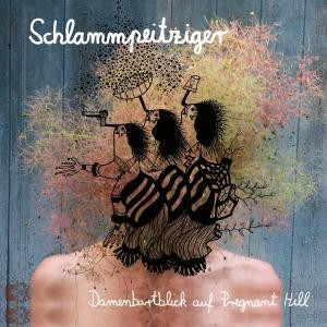 Cover of Damenbartblick Auf Pregnant Hill by Schlammpeitziger.