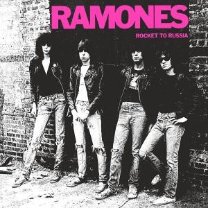Image of Ramones - Rocket To Russia - Remastered Vinyl Edition