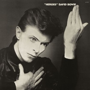 Image of David Bowie - Heroes - 2017 Remastered Edition