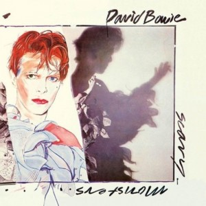 Image of David Bowie - Scary Monsters (and Super Creeps) - 2017 Remastered Edition