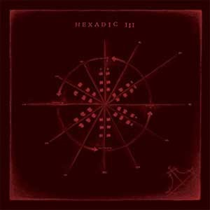 d2fa6109fef9 Cover of Hexadic III by Various Artists.